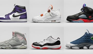 BEST UPCOMING SHOE RELEASES IN 2020
