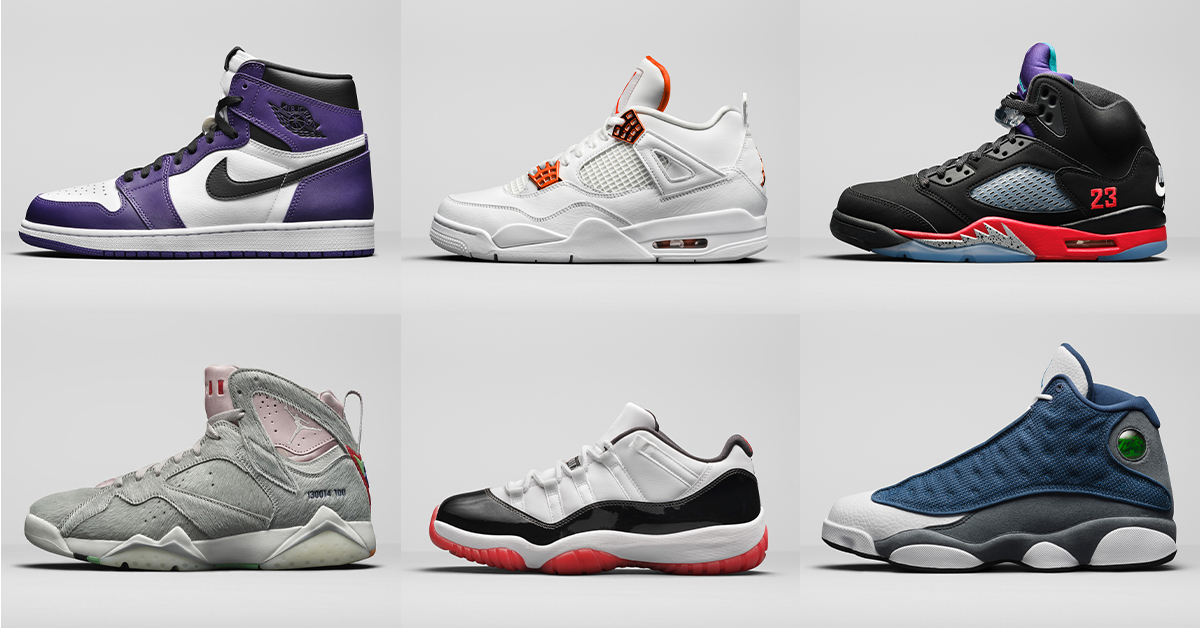 UPCOMING SHOE RELEASES