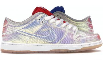 Nike Sb Holy Grails– The Surrealistic Color For A Surrealistic Walker