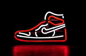 What are the light-up shoes called