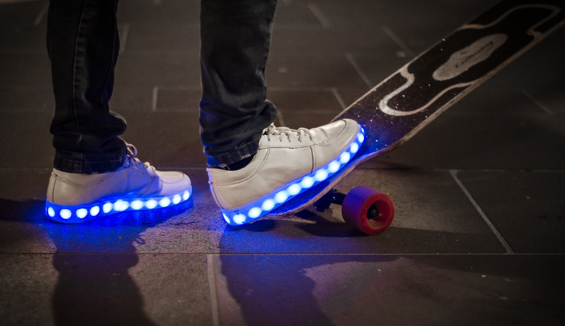 What are the light up shoes called