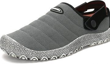 Best shoes for men suffering back pain
