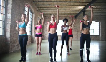 Don't stop the rhythm and take a look at the best shoes for dance cardio